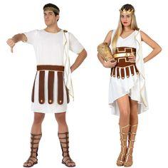 Pareja Griegos #parejas #disfraces #carnaval #novedades2016