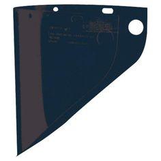 Buy Fibre-Metal High Performance Faceshield Windows, IR/UV Extended View, x 9 Eye Protection, Fiber, Windows, Metal, Low Fiber Foods, Metals, Ramen, Window