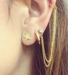 #earring #earrings #earcuff #earcandy #star #accessories #jewels #jewelry #jewelz #chic #fashion #style #stylish #stylist #fashionista #ootd #blogger #influencer #boho #bohemian #instajewelry #instafashion #instagood #hippiechicbyop