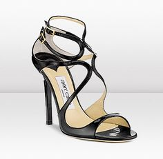 Jimmy Choo Lance  Patent Leather... Perfect shoe for the LBD