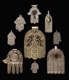 Ethnic Jewelry, Hamsa Jewelry, Jewish Jewelry, Hamsa Art, Hamsa Necklace, Book Of Kells, Hand Of Fatima, Jewish Art, Arte Popular
