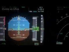 Disso Voce Sabia?: Piloto de Airbus 320 filma OVNI enorme na noite de 11 de Agosto de 2015