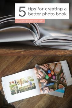 I love these photo book tips! I am going to keep her shooting tips in mind before our next trip. Read - 5 Tips for Creating a Better Photo Book