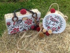 украинская вишивка на сумках / ukrainian embroidery on bags Christmas Ornaments, Holiday Decor, Ukraine, Spirit, Bags, Facebook, Home Decor, Style, Handbags