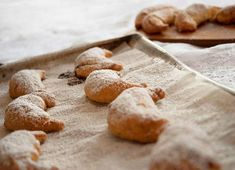 Pastry Filled with Honey, Walnuts and Cinnamon (Skaltsounia) Greek Desserts, Greek Recipes, Cookie Dough Pie, Eat Greek, Cheese Cookies, Greek Cooking, Romanian Food, International Recipes, Food And Drink