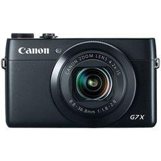 CANON 9546B001 20.0 Megapixel PowerShot(R) G7X Digital Camera