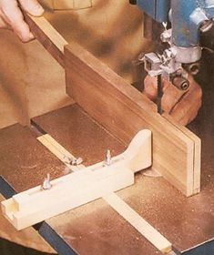 Bandsaw Re-Saw Guide