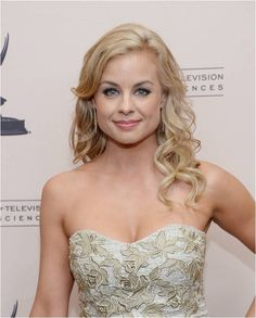 Actress Jessica Collins, from The Young and The Restless, wore Tacori to the  Daytime Emmy Nominees Cocktail Reception at Montage Beverly Hills