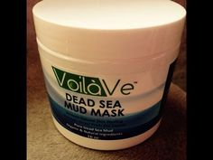 Voilave Dead Sea mud mask review