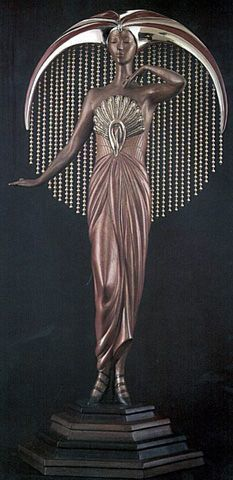Erte Art Deco Museum of Sculpture