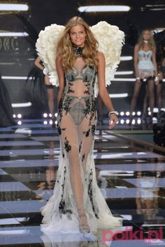 Victoria's Secret 2014 Show - Kate Grigorieva #polkipl #victoriassecret