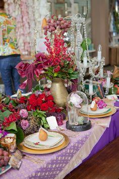 Stellar-vision- Wedding Upmarket, Perth Weddings, Perth Wedding Expo, Bohemian Secret Garden, The vintage table, Botanica Naturalis, Lines and Squares.