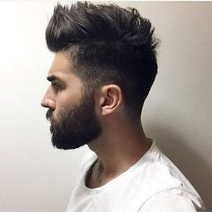 33 Best Beard Styles For Men 2018 Mens Hairstyles Haircuts 2018 Men's Hair And Beard Styles Trendy Mens Hairstyles, Cool Haircuts, Hairstyles Haircuts, Cool Hairstyles, Hairstyle Ideas, Medium Hairstyles For Men, Latest Hairstyles, Trendy Hair, Beard Styles For Men