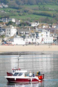 Lyme Regis, Dorset, UK - Sweet teenage memories