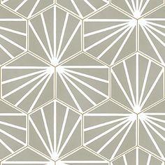 Hexagon tile pattern love this vintage look ideas for - Mosaic del sur tiles ...