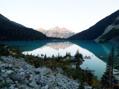 What beautiful views in Canada!  Joffre Lakes Provincial Park just past Whistler BC. Share your photos at REI 1440 Project.
