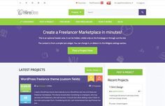 AppThemes HireBee v1.3.5 – WordPress Premium Freelance Theme