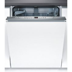 Buy Bosch SMV53M40GB Fully Integrated Dishwasher Online at johnlewis.com