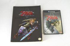 The Legend Of Zelda Twilight Princess - Nintendo Gamecube - Complete - Guide