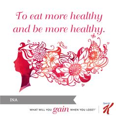 Repin to inspire yourself and women everywhere. Discover all there is to gain with Special K. #specialk #gainsproject