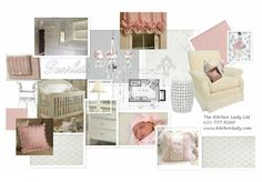 Check out this moodboard created on @olioboard: Scarlett's Nursery by kitchenlady