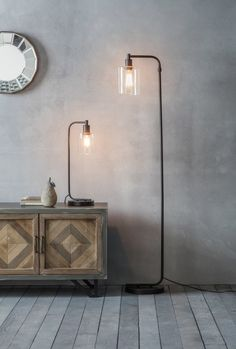 Hassa 54cm Arched Table Lamp