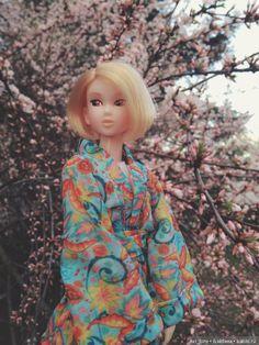 Hanami или Любование сакурой с momoko doll / Куклы Момоко, Momoko dolls / Бэйбики. Куклы фото. Одежда для кукол