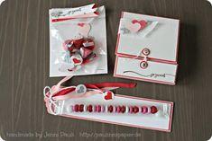 Stampin'Up! valentine gifts   Valentinstag-Verpackungen