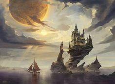 #fantasycastle