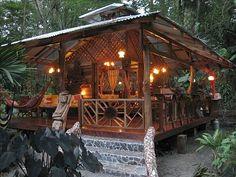 Manzanillo, Costa Rica house rental