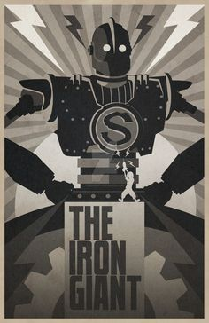 The Iron Giant by irongiant77