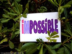 I'm possible #EscribiendoUnAbrazo #abrazoescrito #abrazo #Mataró