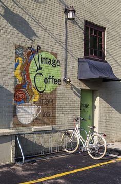 https://flic.kr/p/vz8qDh | Vintage Coffee | Coffee shop in Oklahoma City.