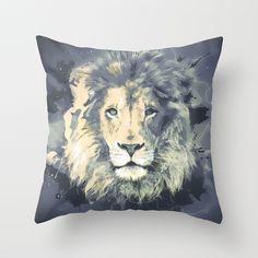 COSMIC KING Throw Pillow
