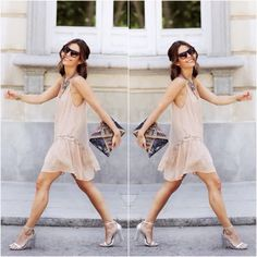 How to Chic: SOFT DRESS - CHIC CITY STYLE