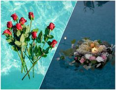 Poolside Wedding: Venue Choice and Decorating Ideas All women have at least once dreamt about their perfect wedding day. So, when the big day finally comes, it's time for turning dreams into reality. However, we know that this is much easier said than done so, we've decided to present a few ideas and some useful advice on how to organize a beautiful poolside wedding and have an unforgettable ceremony. Let's take a look.
