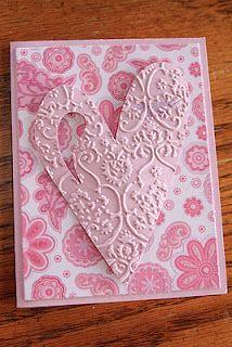Simply Charmed Cricut card Valentines Days    www.createdbycori.blogspot.com