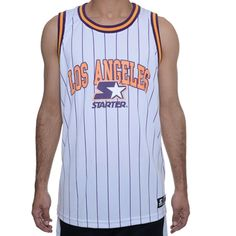 Camiseta masculina Starter Regata Los Angeles » Camisetas