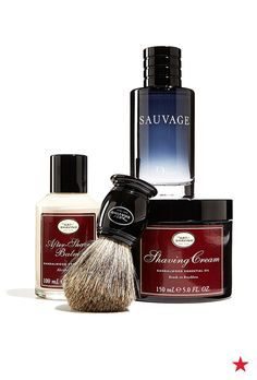 For the dad that cleans up nicely, these shaving musts are a fool-proof gift. Click through for even more great grooming ideas!