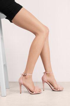 Mireia Fur Stiletto Heel at Tobi.com #shoptobi