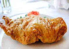 Esta es la Receta Tradicional chilena de Congrio Frito, unapreparaciónmuy crocantey deliciosa, Ingredientes yPreparaciónpaso a paso