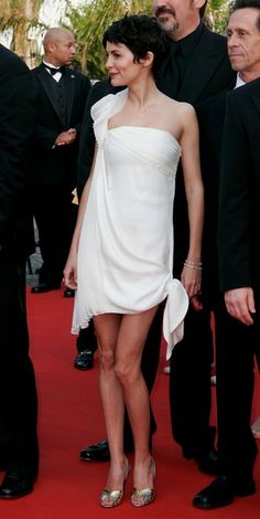 Audrey Tautou | #AudreyTautou #DeepWinter #WinterAutumn #celebrity