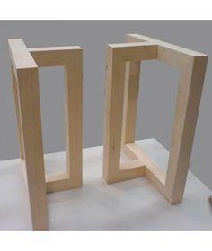 patas para mesa de comedor minimal y las medidas que quieras para DIY