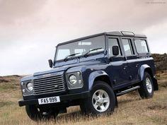 LAND ROVER | Land Rover Defender