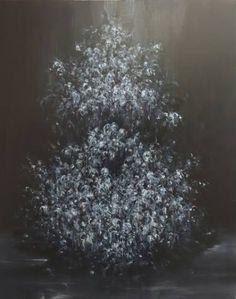 Pillar of eternity Painting by Jayne Anita Smith Oil Paint On Wood, Painting On Wood, Saatchi Art, Dandelion, Paintings, Flowers, Artist, Plants, Paint