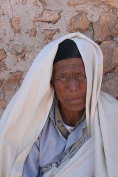 Berber man from Libya