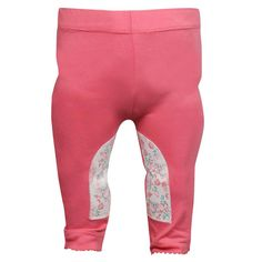 Ducky Beau legging Tea Rose