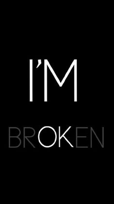 I'M    BR OK EN