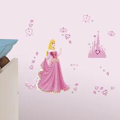 Disney Princess Magic Wall Sticker | Stickers murali, Adesivi decorativi, Wall Stickers