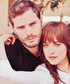Fifty Shades Of Grey  Jaime Dornan  & Dakota Johnson